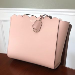 New Kate spade large tote bag blush